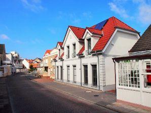 Ferienwohnung Villa Brunnenhof, City/Weststrand