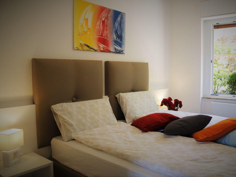 Schlafzimmer und fenster