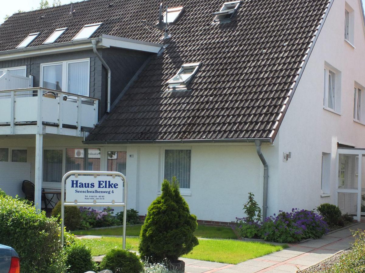 Apartment mit Wohlfühlgarten Typ D 17 Büsum Firma