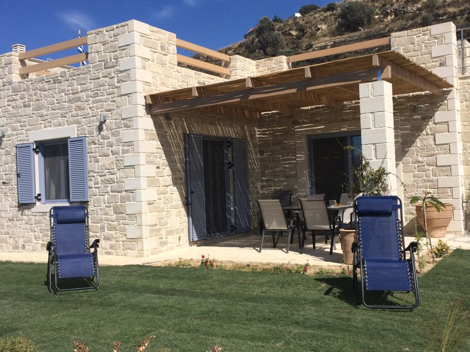 Villa Vouno ( Berge ) - Kamilari