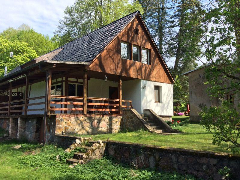 Ferienwohnung 1 Forsthaus Waschensee