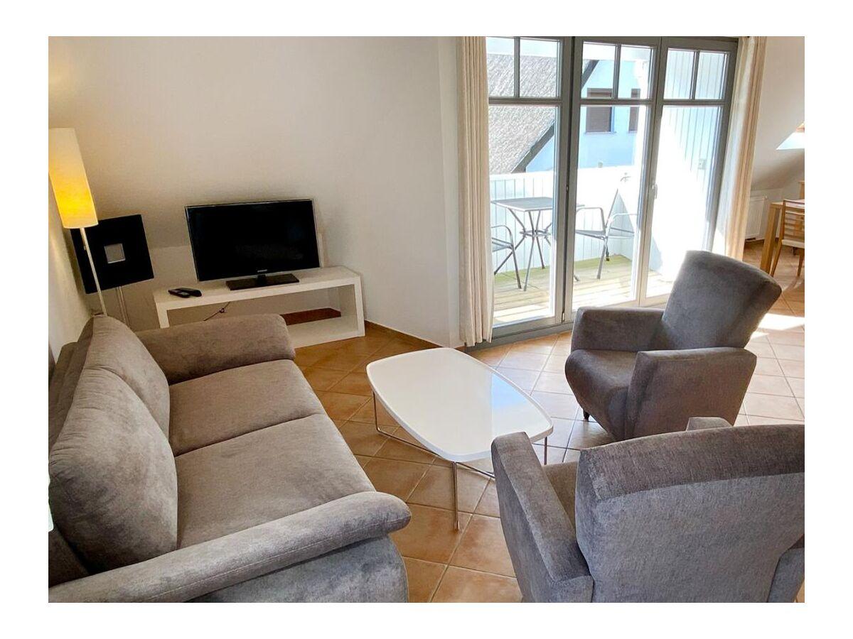 Ferienwohnung W 20 Haus zur See, Prerow, Firma Prerow Online Hämer ...