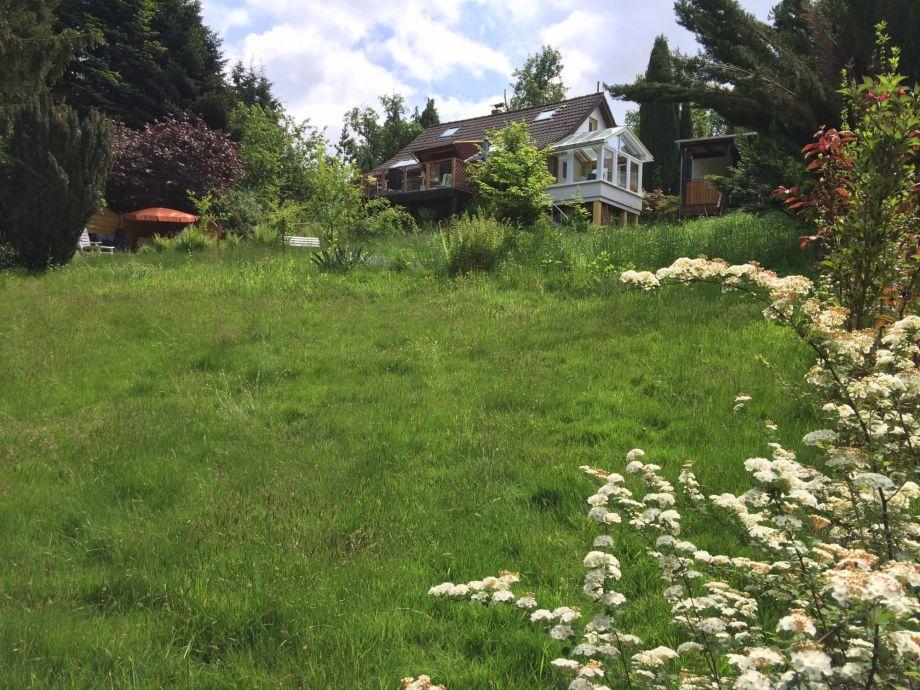 1700 qm Naturgarten erwarten Sie