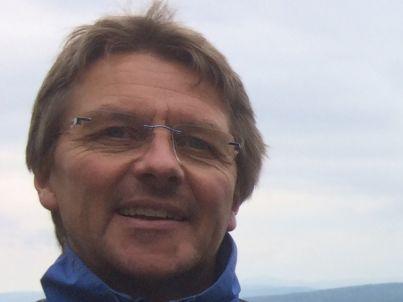 Ihr Gastgeber Martin Gniewoß