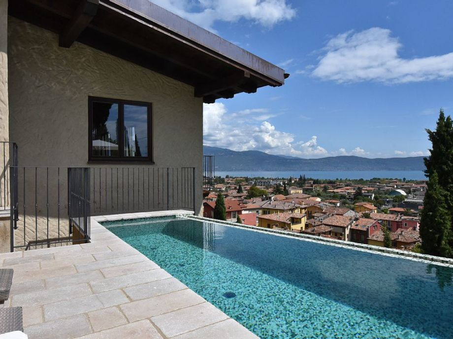 Holiday House Exclusive Villa With Private Pool And Sea View Garda Lake Firma Bellevue