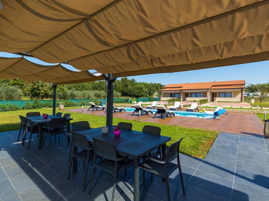 Terrasse, Grill, Pool