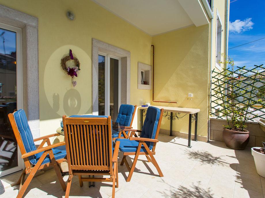 Apartment Silvo- sunny terrace