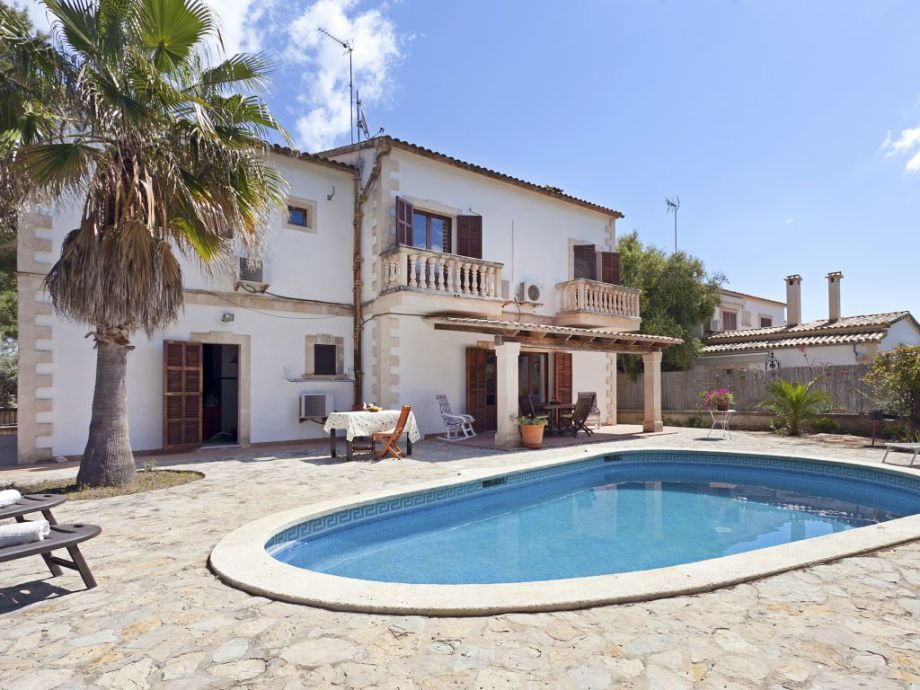 Finca Can Migelet mit Pool