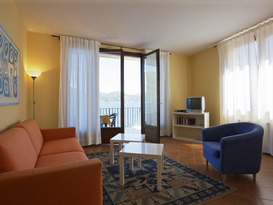 Ferienwohnung La Terrazza Nr. 2 B, Cannobio - Lago Maggiore Westufer ...
