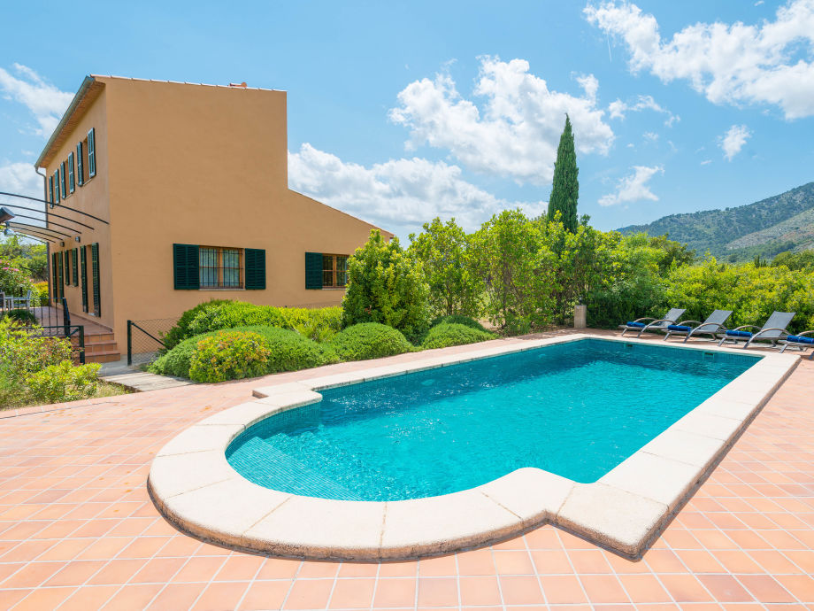 Villa Ca Na Canals with swimming pool
