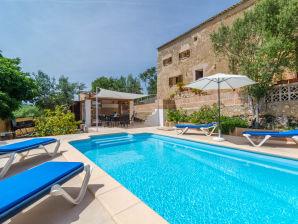 Villa Hortella, Vell