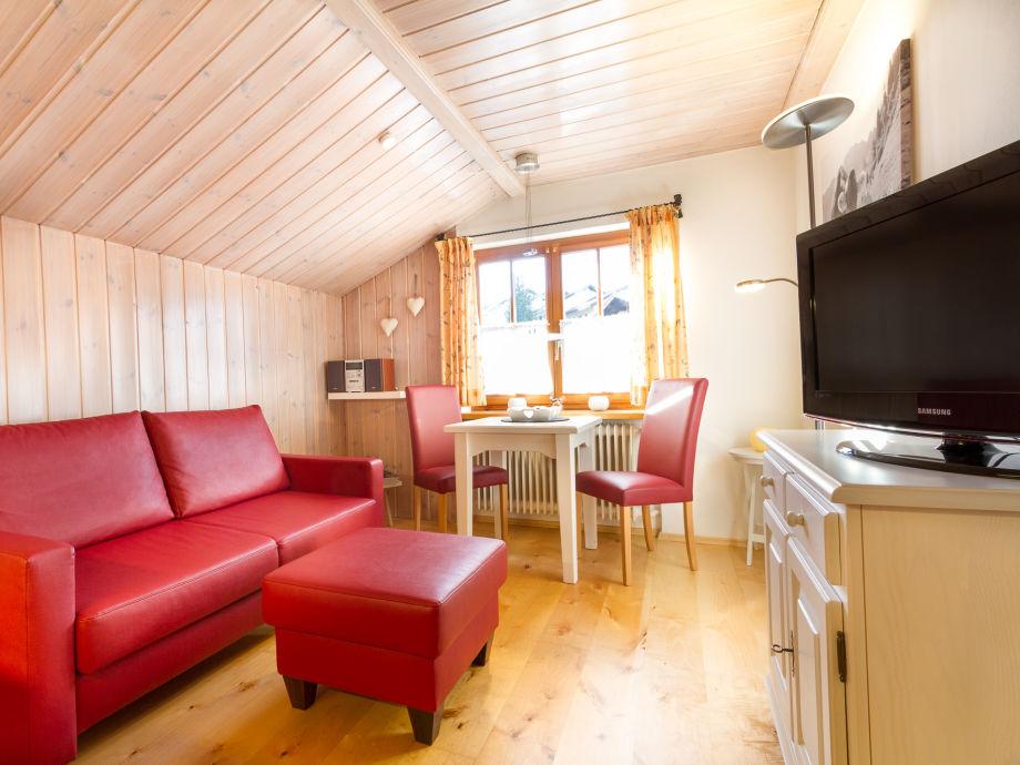 Nebelhorn - Hier wohnen Sie kuschelig
