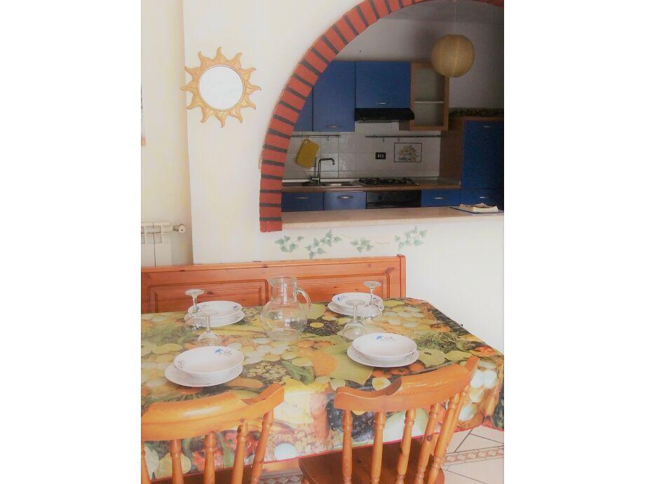 Ausstattung Casa Genni