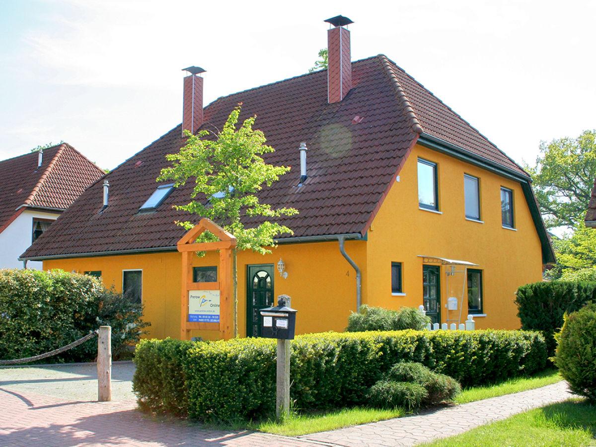 Ferienwohnung Haus Svea, Prerow, Firma Prerow Online Hämer & Malt ...