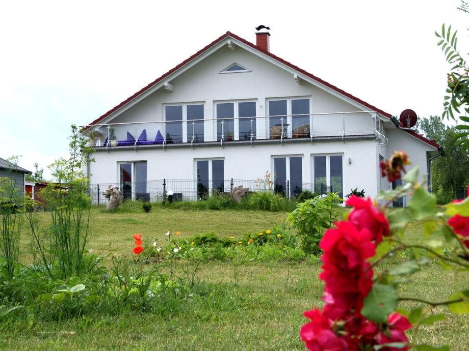 Ferienwohnung im OG mit Panoramablick auf den Vilzsee