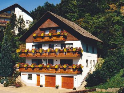 Haus Margot Armbruster im Schwarzwald