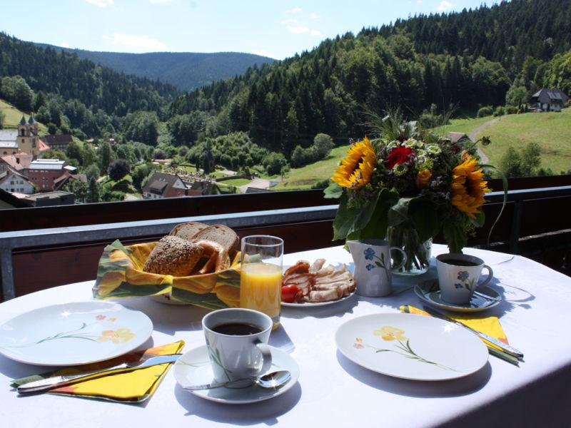 Ferienwohnung Haus Margot Armbruster im Schwarzwald