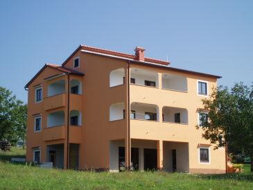 Ferienwohnung St. Padovan neben Zelena Laguna