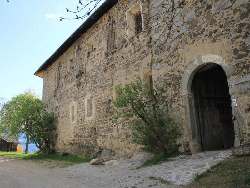 Ferienwohnung Ansitz Schloss Gravetsch