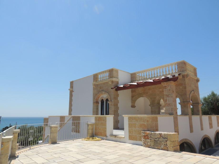 Ferienwohnung in der Villa Torre Vado
