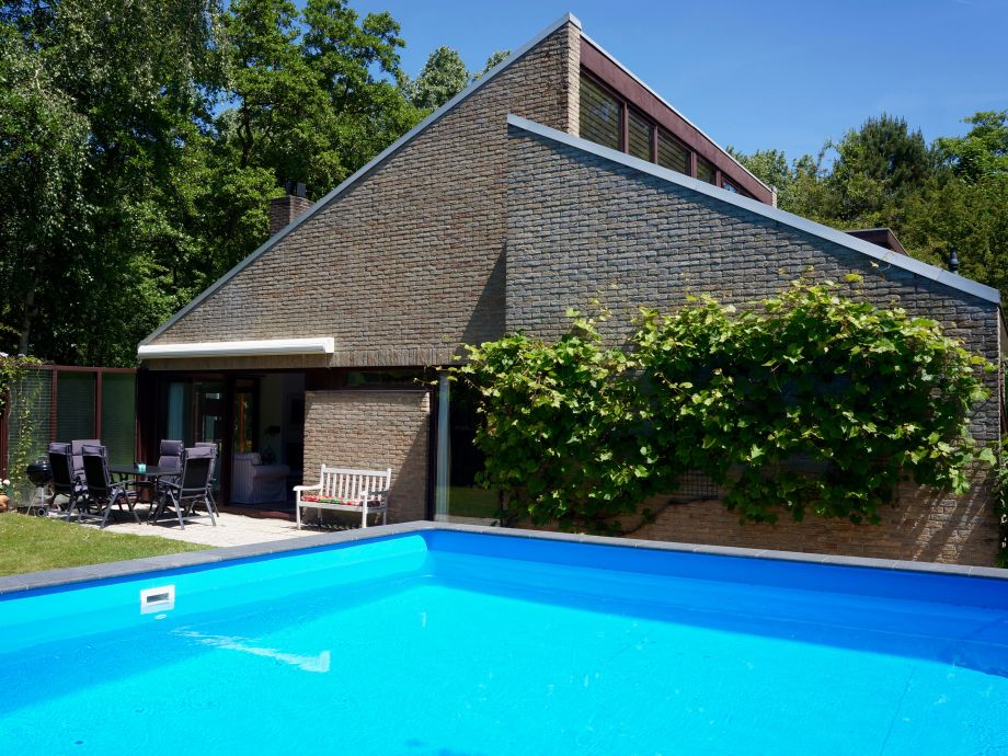 Das gemütliche Ferienhaus mit beheiztem Pool (7X7)