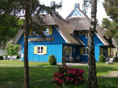 Reetdachhaus Seestern