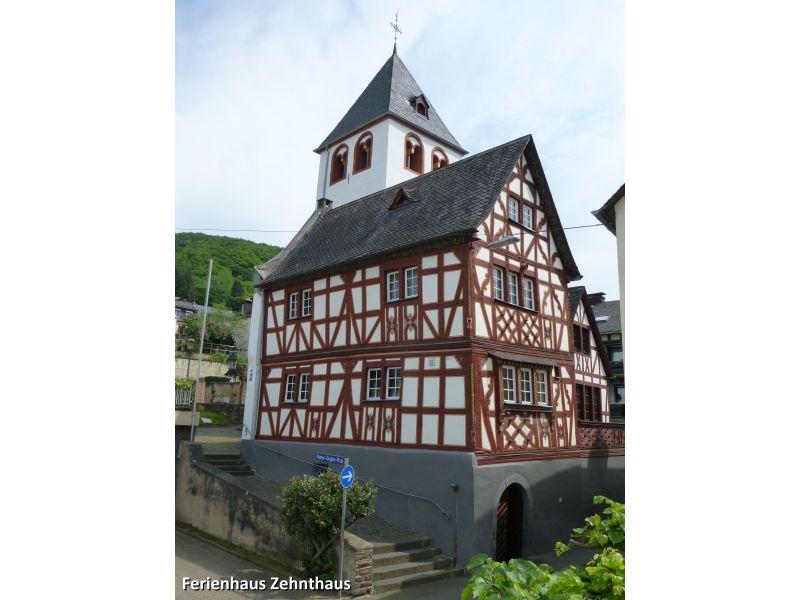 """Ferienwohnung Zehnthaus """"Winneburg"""""""