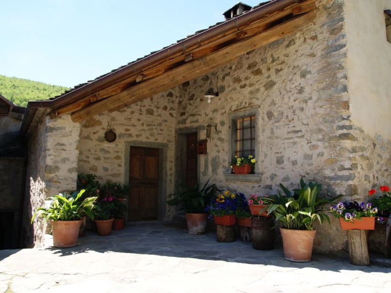 Ferienhaus La Bedina