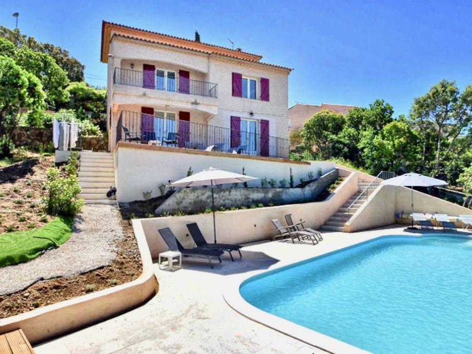 Villa Roca with pool area & terrace