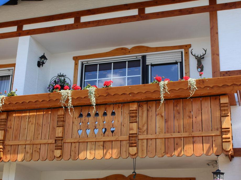 Außenaufnahme im Haus Alle Jahreszeiten