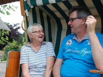 Ihr Gastgeber Ingrid und Torsten Fritsche