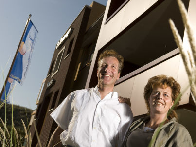Your host Marcel und Annet Tabeling/Verhuurburo Callantsoog