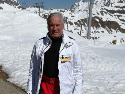 Your host Gabriele Krischke