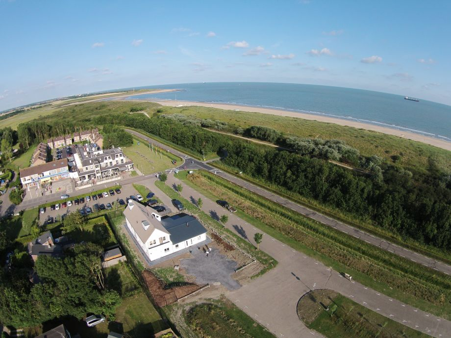 La Cabane, Nieuwvliet-Bad