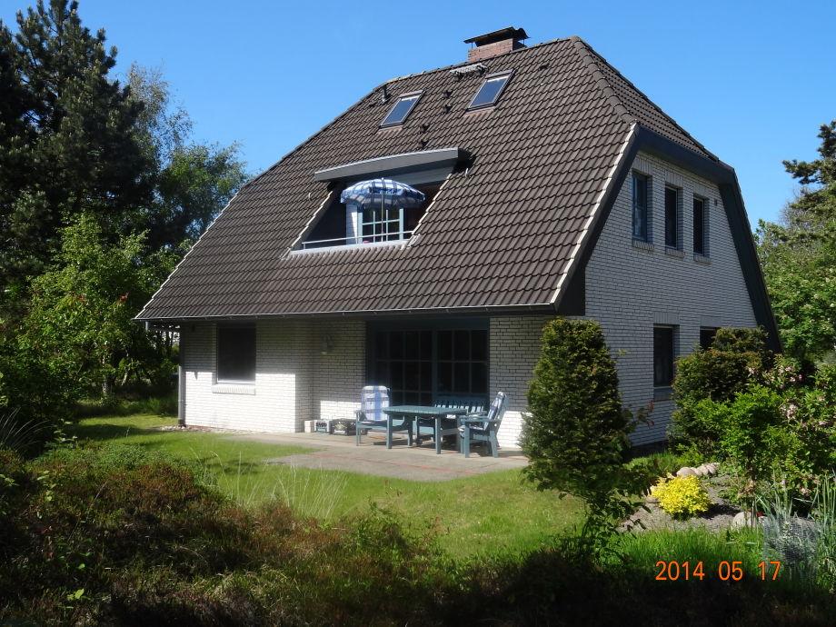 Ferienhaus JAN ... FeWo JAN 2 / Ober- und Dachgeschoss