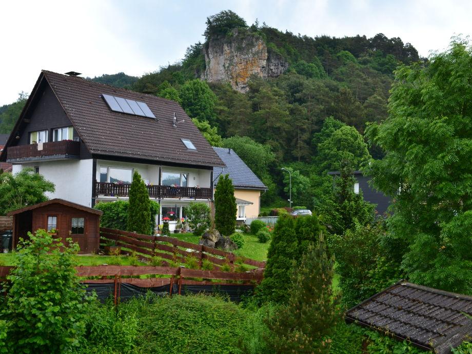 Ferienwohnung mit Balkon (rechts)