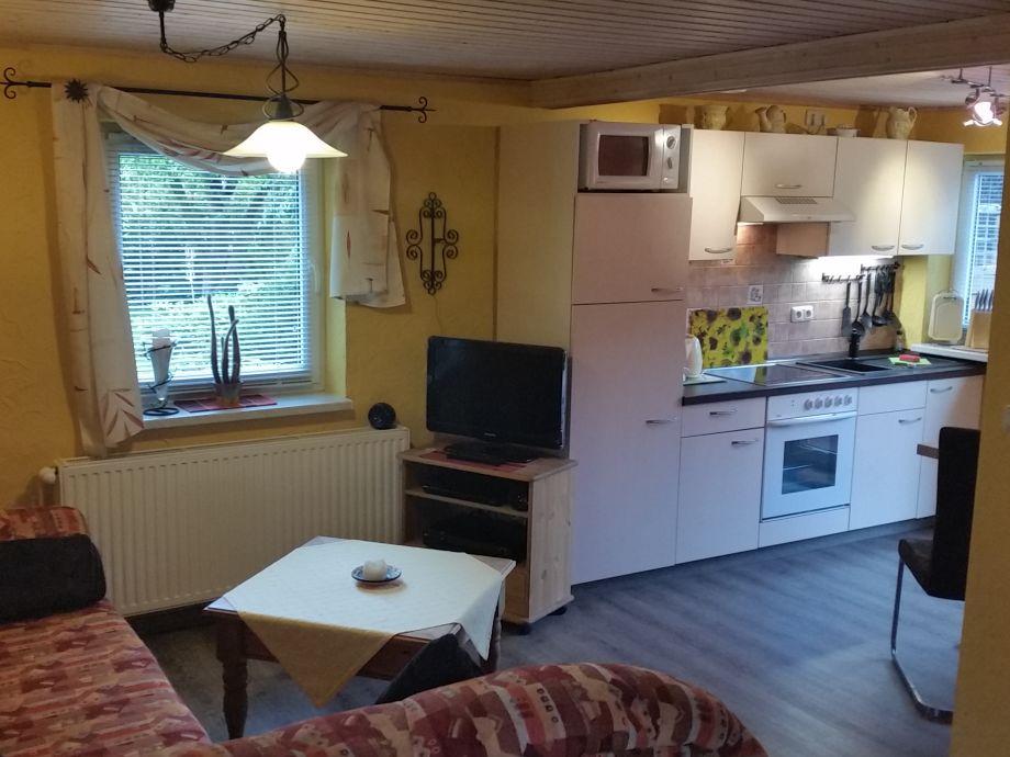Wohnbereich & Küche