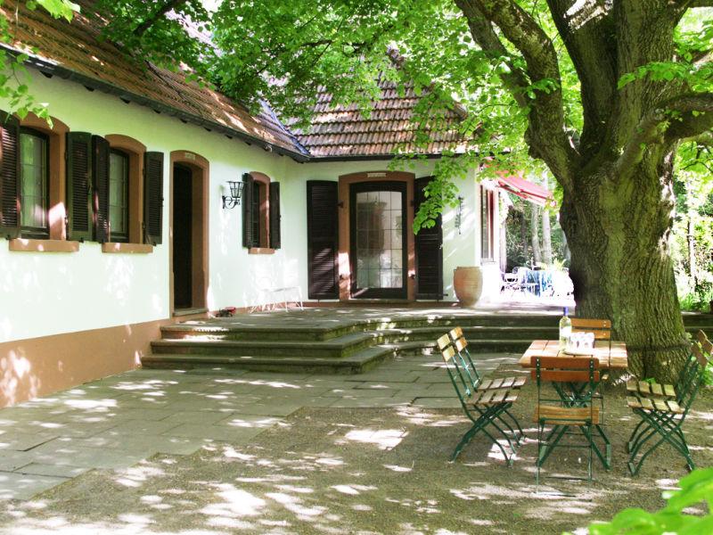 Ferienhaus Landhaus zur Linde am Herrnkopf