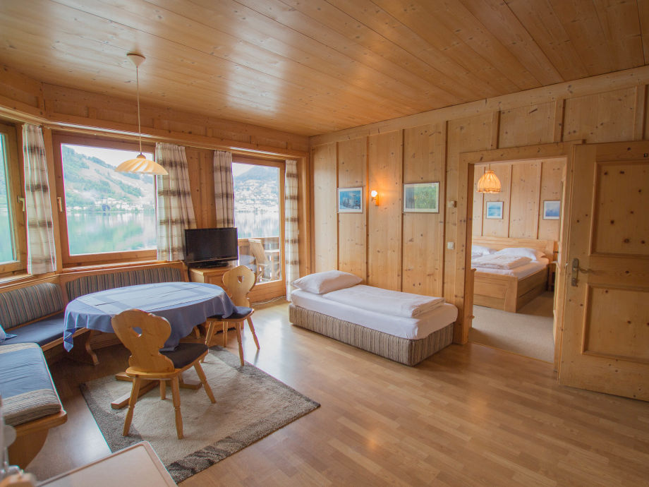Waterfront Apartment 1 Zell am See, Zell am See - Firma Steinbock ...