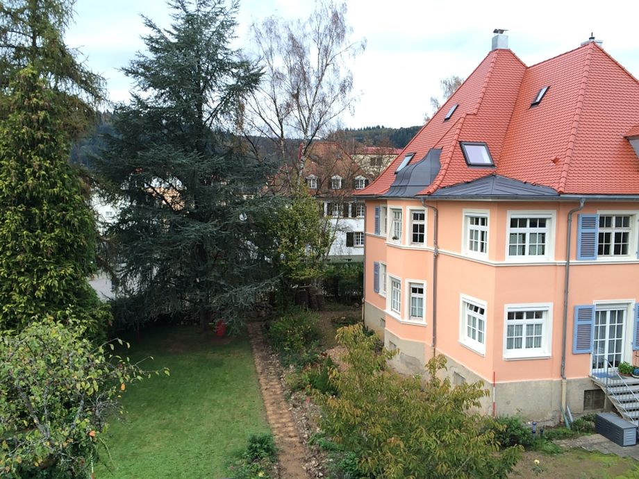 Außenansicht der Alten Villa