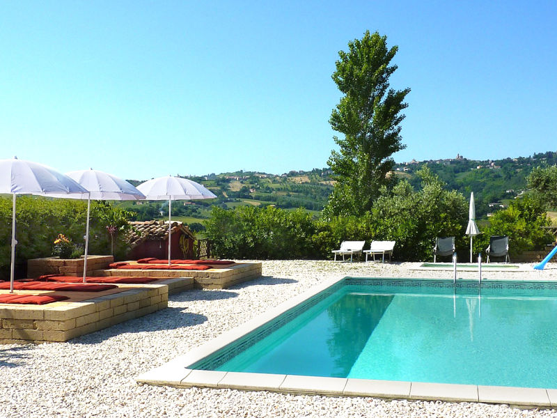 "Holiday house Capanna in der ""Casa Montale"""