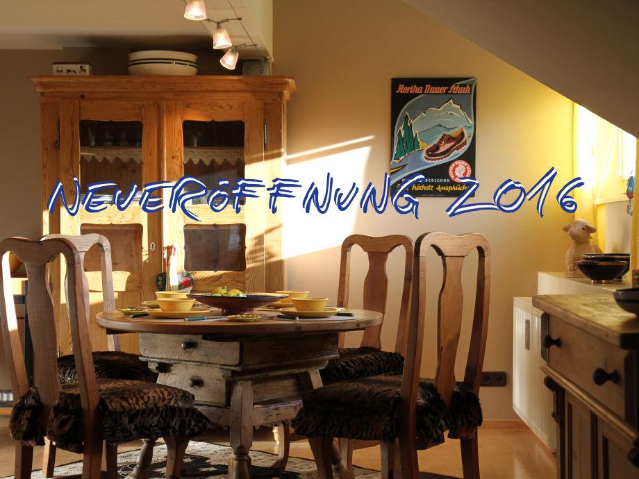 Wohnküche - Essplatz