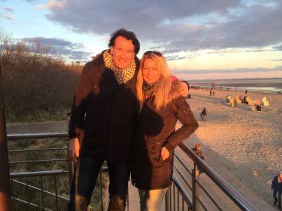 Ihr Gastgeber Valeria und Alexander Roese