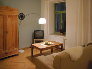 Holiday apartment in the center of Dresden