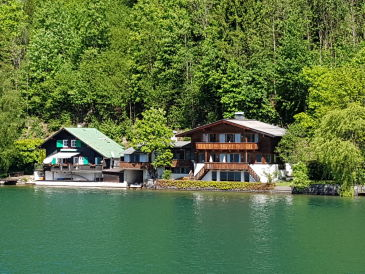 Waterfront Apartment 2 Zell am See