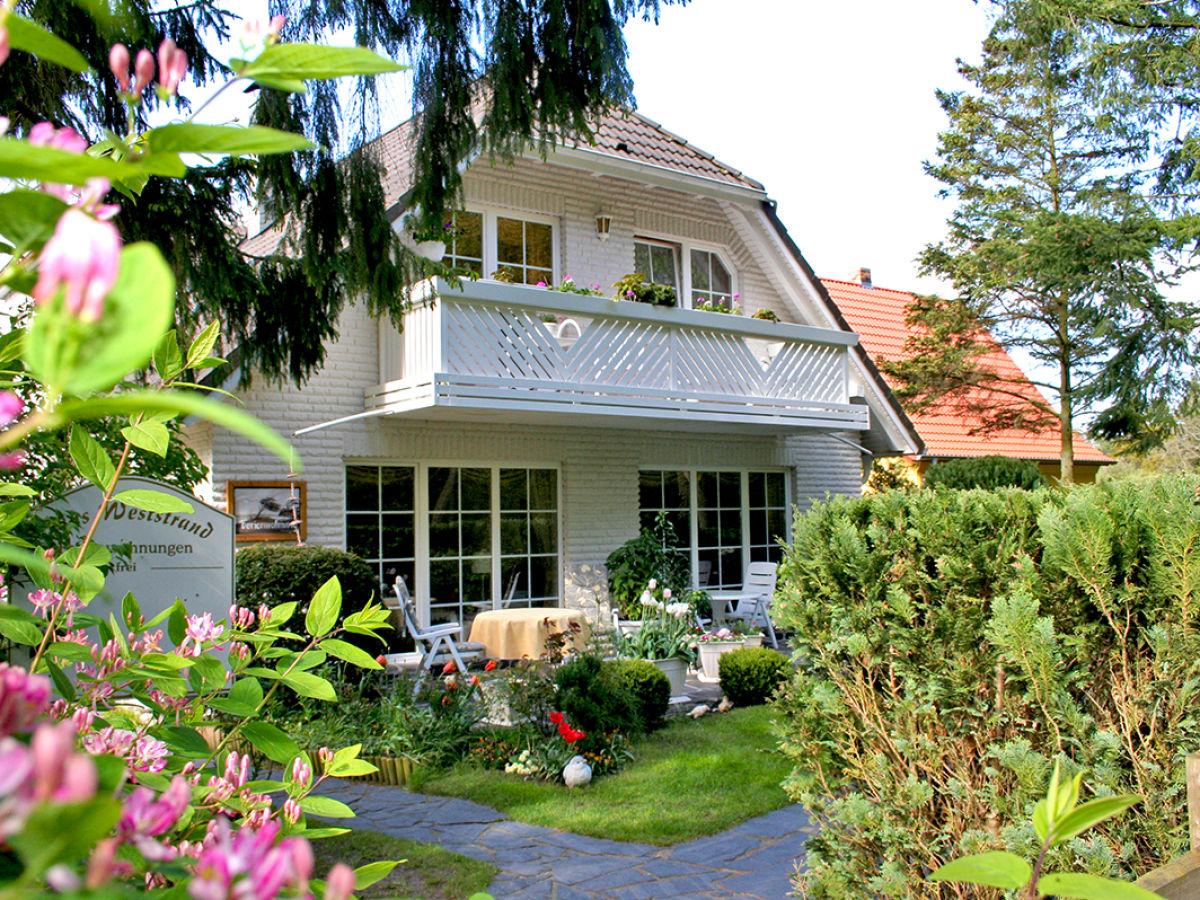 Ferienwohnung W20 im Haus Weststrand, Prerow, Firma Prerow Online ...