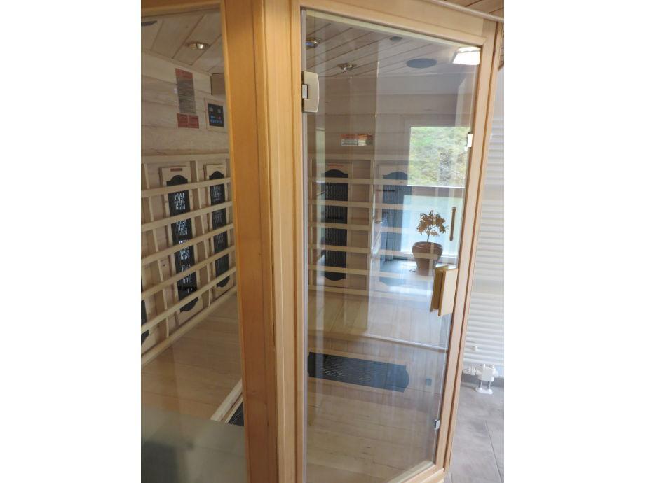 Infrarotkabine mit dusche verschiedene for Dusche bildergalerie