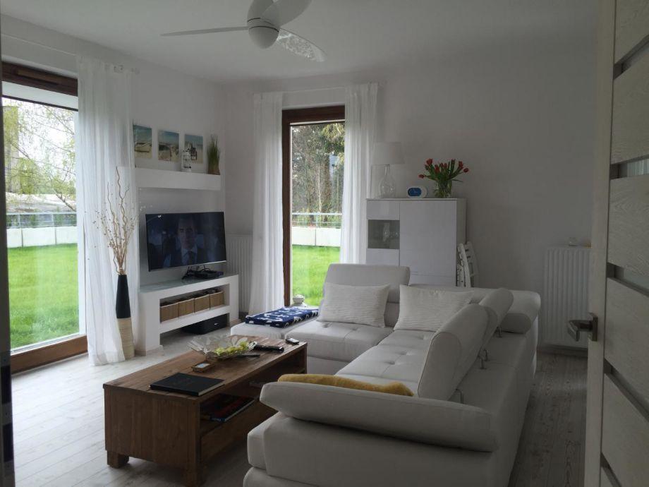 Ausstattung Gemütliches Apartment mit Garten, nur 700 m zum Strand