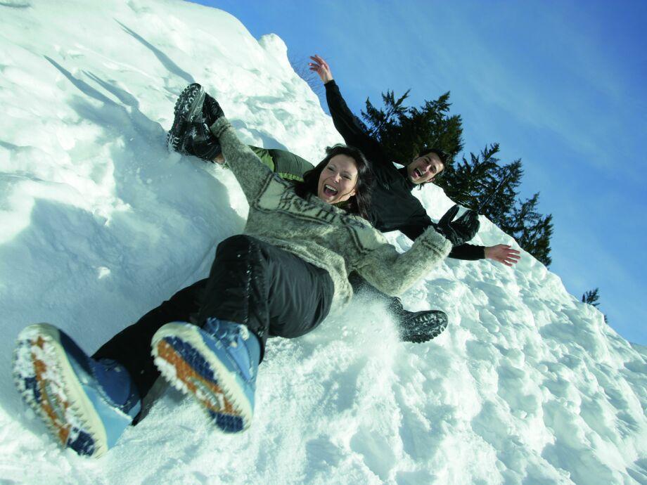 Winterfreuden in Viechtach