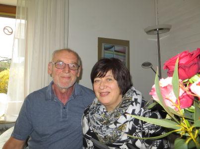 Ihr Gastgeber Helmut und Gloria Schaffer